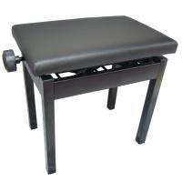 高低調整可能 脚部:スチール製 角形コンパクトタイプ  無段階昇降/本商品の座部の横幅は約47cmで...