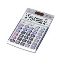 【商品名】カシオ(CASIO) 電卓 12桁 JS-20WK 1台