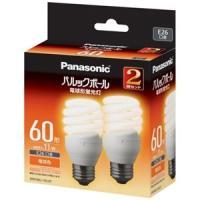 【商品名】(まとめ) パナソニック パルックボール D形 60W形 E26 電球色 EFD15EL1...