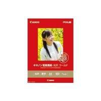【商品名】キャノン(Canon)写真用紙・光沢 ゴールド A4 100枚 GL-101A4100 2...
