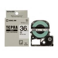 「テプラ」PROシリーズ専用の白ラベル・黒文字のテープカートリッジになります。 製造国:日本 素材・...