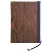 大自然の恵み、木板を表紙に表現しました。素朴な肌触りがお客様を和ませます。 製造国:日本 素材・材質...