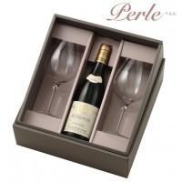 高級レストランでも使用されている珠玉のグラスシリーズ。ワインが好きな方にこそ喜んでいただけるギフト用...