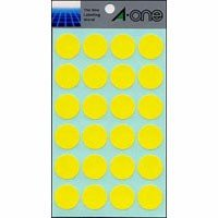 色 本体色(軸色):黄 入数 1P14シート(336片) ●サイズ:丸型20mm径