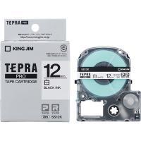 「テプラ」用テープカートリッジ。豊富なカラーバリエーションと種類が揃ったPROテープカートリッジ。フ...