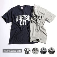 ■商品説明 存在感のある「JOETSU CITY」ロゴTシャツが、地元愛あふれるコーデを提案します☆...