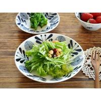 取り皿 おしゃれ 北欧 中皿 軽い 美濃焼 プレート 丸皿 (軽量)オーランド18.0皿
