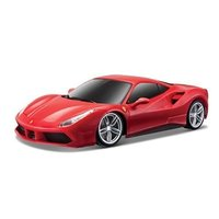 FERRARI 赤 イタリア車 スポーツカー ミニカー MAISTO ダイキャストカー 1:18 ス...