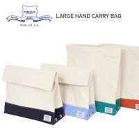 HERITAGE LEATHER CO. キャンバス ラージハンドキャリーバッグ [全4色]です。 ...