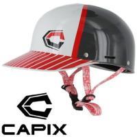 CAPIX(キャピックス)の2015年モデルウェイクボード用ヘルメット。   男性にも女性にもお勧め...