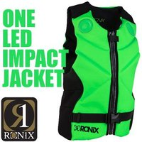 ロニックス 2014年モデル ウェイクボード用ベスト(ライフジャケット)。  動き易さ重視の薄めの(...