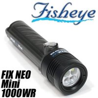フィッシュアイの人気ビデオライト「FIXライト」にスリムボディのコンパクトなライト「FIX NEO ...