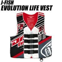 ジェットスキーのブランド「J-FISH」のライフジャケット! USコーストガード認定(TYPE3) ...