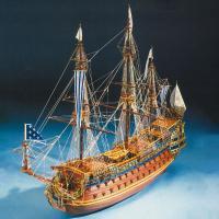 帆船模型キット ソレイユ ロイヤル マイクロクラフト