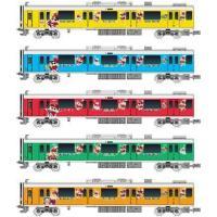 ■動力なし ■「東武鉄道クレヨンしんちゃんラッピングトレイン」のNゲージ(1/150スケール)ディス...