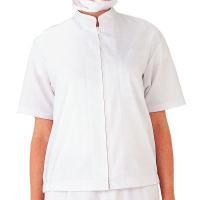 【素材・材質】ポリエステル65% 綿35% ブロード【色】ホワイト【サイズ】SS〜5L【綿製品につい...