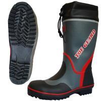 ミドリ安全 先芯入セーフティブーツ デサフィオ MPB-5000N グレイ TOE GUARD 安全靴 長靴 作業用 現場 ゴム長