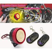 ★バイク盗難警報装置・セキュリティはいかがですか? ★貴方の大切なバイクを盗難・いたずらから守ります...