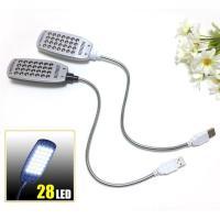 長寿命、省エネ効果の高輝度白色LEDを28灯搭載しております。  パソコンのUSBポートに簡単に接続...