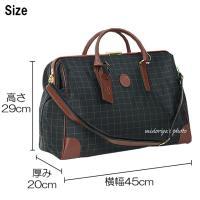 【送料無料】[特典付] ボストン ダレスタイプ 45cm 日本製 豊岡 鞄 国産 バッグ かばん CACCIATORE カチャトーレ 11933 (hi-11933)