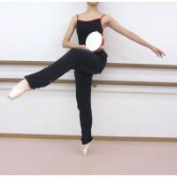 エスメラルダやナポリの踊りに欠かせないダンス&バレエ練習用タンバリン(18cm)