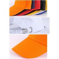 キャップ 野球帽 帽子 ハット シンプル 無地 ファッション つば長い ツバ長い サイズ調整可能 日よけ 日焼け防止 メンズ レディース 男性 女性