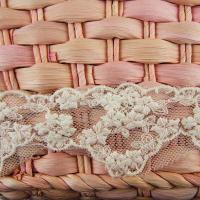 バッグ 鞄 かばん レディース ハンドバッグ かごバック 籠バッグ 花付き ベージュ ピンク 可愛い カジュアル