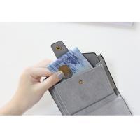 お財布 財布 二つ折り財布 ウォレット フェイクレザー 札入れ カードケース 小銭入れ たっぷり収納 レディース コンパクト