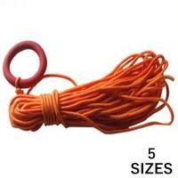 マリンスポーツやアウトドア等にも活躍するロープです!   【サイズについて】 長さ:30メートル ※...