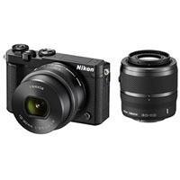 シンプルでモダンなデザインに、Nikon 1初の自分撮り可能なチルト式液晶モニターを搭載した、「Ni...