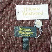 Vivienne Westwood マフラー f940color3 ブラウン|mikawatk|04