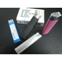 やわらか着火電子ライター LT-P7  4色 4個セット ガス注入可能|mikawatk
