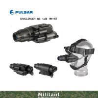PULSAR 社ナイトビジョン 第1.5世代 ヘッドマウントキット CHALLENGER GS 1×...