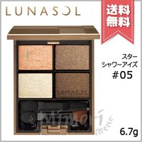 【送料無料】LUNASOL ルナソル スターシャワーアイズ #05 Close of Night 6.7g