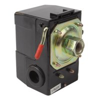 ・エアーコンプレッサー 圧力スイッチ                    ・セット内容:圧力スイッ...
