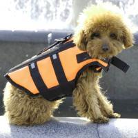 ・犬用 ライフジャケット                    ・サイズ:S、首囲/36-42cm ...