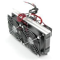 ・ 電源セット DC12V 120W ハイパワー ペルチェ式 冷却ユニット(完成品)        ...