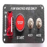 ・レーシング スイッチ キット 2連型 (30A リレー & ロッカースイッチ セット)      ...