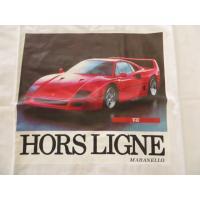 HORSLIGNE Ferrari F40 Tシャツ L/XL