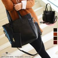 カラー:ブラック/ブラウン/ワインレッド/赤銅色 素材:合成皮革 サイズ:ワンサイズ カバン 横:約...