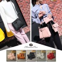 カラー:ブラック/グレー/ピンク/レッド/赤銅色 素材:PU皮 サイズ  ショルダーバッグ(大): ...