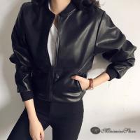 カラー:ブラック 素材:PU皮 サイズ:ワンサイズ 着丈:約53cm 肩幅:約39cm 袖丈:約53...