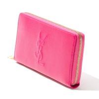 ◆商品名 SAINT LAURENT サンローラン  Round Zip Leather Walle...