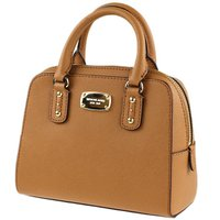 ◆商品名 MICHAEL KORS マイケルコース  saffiano mini satchel サ...