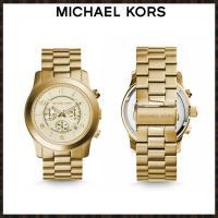 ◆商品名 MICHAEL KORS マイケルコース  Runway Oversized Gold-T...