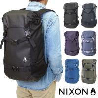 NIXON ニクソン リュック LANDLOCK BACKPACK II ランドロック バックパック...