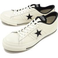 コンバース ワンスター J ホワイト/ブラック CONVERSE ONE STAR J 323465...