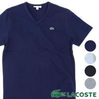 LACOSTE ラコステ メンズ V-NECK TEE Vネック Tシャツ  TH631E    [...
