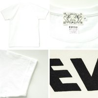 EVISU エヴィス ロゴ S/S Tee 半袖Tシャツ シンプル アメカジ 山根 限定生産 ETC-0660KV