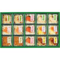 三越 お歳暮 御歳暮 ギフト 和惣菜 ご飯物 個包装 総菜 B048833 〈京・料亭わらびの里〉料亭一膳